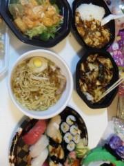 白井優 公式ブログ/中華vs寿司 画像1