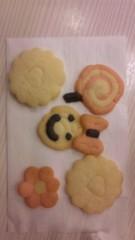 白井優 公式ブログ/けいぽすクッキー 画像2