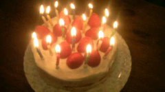 小松菜都 公式ブログ/(*・ω・){ ケーキ】 画像1