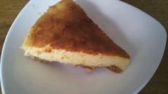 小松菜都 公式ブログ/(◎゜∀゜){ チーズケーキ】 画像1