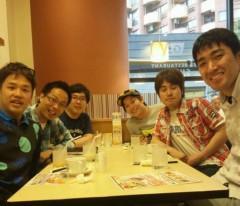 平岡佐智男(コーヒールンバ) 公式ブログ/6人マン 画像1