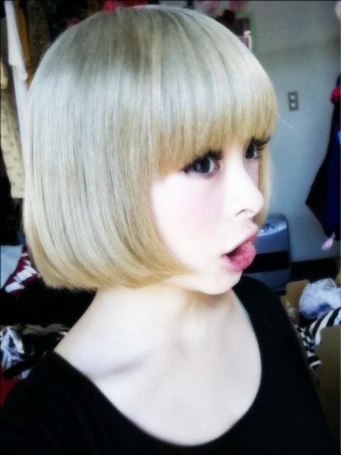 きゃりーぱみゅぱみゅ 公式ブログ/その髪光輝くシャイニーヘア 画像3