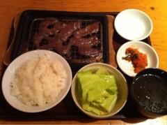 きゃりーぱみゅぱみゅ 公式ブログ/1人で牛角食堂(笑) 画像1