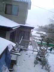 栗田裕里 公式ブログ/寒い寒い。 画像2