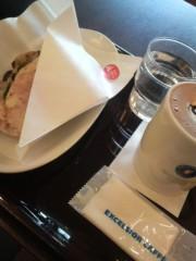 栗田裕里 公式ブログ/お昼 画像1