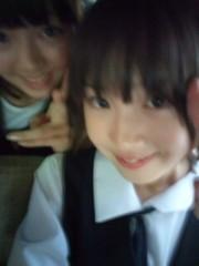 飯田ゆか 公式ブログ/お疲れ様(*'v'*) 画像1