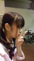 飯田ゆか 公式ブログ/もうすぐで本番 画像1
