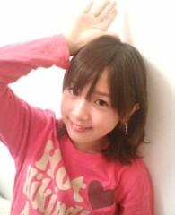 飯田ゆか 公式ブログ/うさぎ年だね^^ 画像2