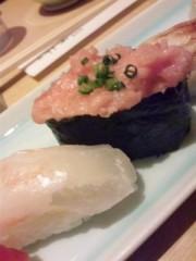 飯田ゆか 公式ブログ/マグロ、美味しい☆! 画像1