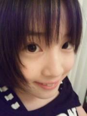 飯田ゆか 公式ブログ/いぇい(´・ω・`) 画像1