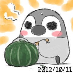 ぺそぎん 公式ブログ/かぼちゃ 画像1