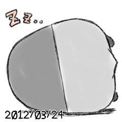 ぺそぎん プライベート画像 120324