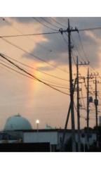 野原みのり 公式ブログ/虹見れた人いるー? 画像1