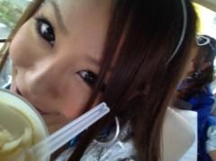 渡瀬茜 プライベート画像 アイス大好き☆*:.。. o(≧▽≦)o .。