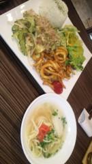 乾いつみ 公式ブログ/Lunch 画像3