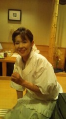 麻倉未稀 公式ブログ/美人女将。 画像1