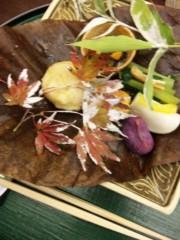 麻倉未稀 公式ブログ/昨夜は藤沢の幸庵へ。 画像1
