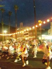 麻倉未稀 公式ブログ/蜂須賀蓮の素踊り 画像2