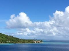 麻倉未稀 公式ブログ/飛鳥U+2161 南太平洋グランドクルーズ。 画像2
