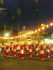 麻倉未稀 公式ブログ/蜂須賀蓮の素踊り 画像1