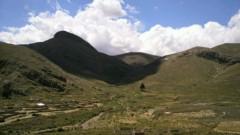カジ 公式ブログ/ボリビアの綺麗な写メ。 画像3