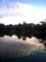 車田つかさ プライベート画像 秋の空