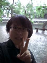 車田つかさ 公式ブログ/雨の… 画像2