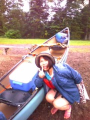 車田つかさ 公式ブログ/カヌー☆ 画像1