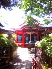 車田つかさ 公式ブログ/パワースポット 画像1
