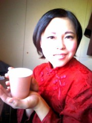 車田つかさ 公式ブログ/お茶どうぞ( ^-^)_ 旦〜 画像1