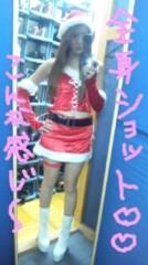 小林梨沙 公式ブログ/サンタコスプレ編 画像2