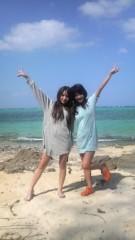 小林梨沙 公式ブログ/沖縄最終日 画像2