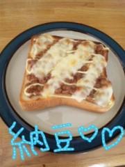 小林梨沙 公式ブログ/今日の朝ご飯 画像2