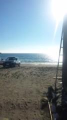 小林梨沙 公式ブログ/最後の海 画像2