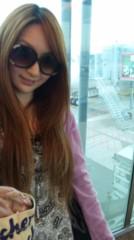 小林梨沙 公式ブログ/ただぃま-帰国 画像1