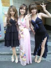 小林梨沙 公式ブログ/キャバ三人娘 画像1