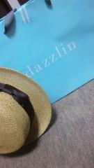 小林梨沙 公式ブログ/帽子買ったょ 画像2