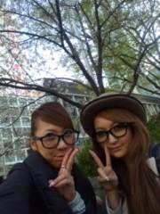 小林梨沙 公式ブログ/私とレイカと桜とメガネ。 画像1