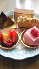小林梨沙 公式ブログ/ケーキ 画像1