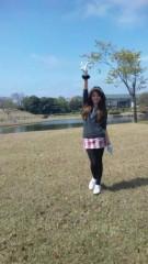小林梨沙 公式ブログ/ゴルフだょ 画像1