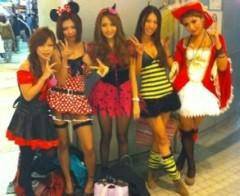 小林梨沙 公式ブログ/レイカとハロウィンみんなでコスプレ〜in渋谷 画像2