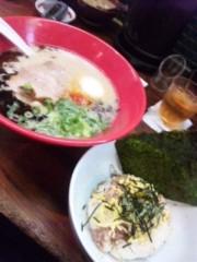 小林梨沙 公式ブログ/ラーメン,つけ麺,僕イケメ-ン一風堂へGO!! 画像3