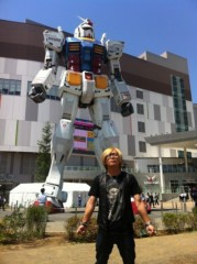 SHINGO☆(SEX MACHINEGUNS) 公式ブログ/またね! 画像1