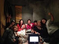 SHINGO☆(SEX MACHINEGUNS) 公式ブログ/打ち上げー! 画像1