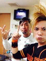 SHINGO☆(SEX MACHINEGUNS) 公式ブログ/SEX冠ー岡山! 画像2