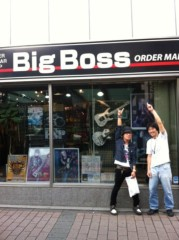 SHINGO☆(SEX MACHINEGUNS) 公式ブログ/Big Boss! 画像1