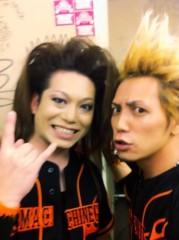 SHINGO☆(SEX MACHINEGUNS) 公式ブログ/大阪パンチ!! 画像1