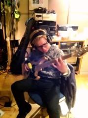 SHINGO☆(SEX MACHINEGUNS) 公式ブログ/ベースREC 画像1