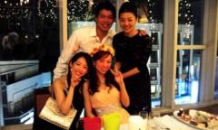 奥山あゆみ 公式ブログ/結婚式2次会にて。 画像1
