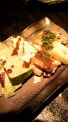 奥山あゆみ 公式ブログ/鶏料理☆ 画像1